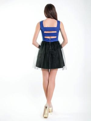 Платье синее | 5035424