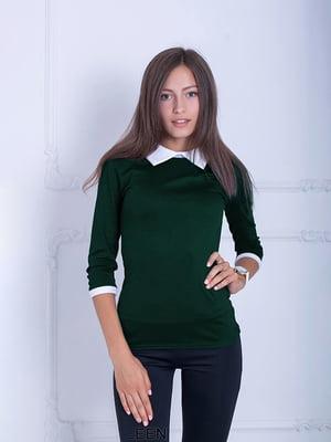 Джемпер зелений | 5035822