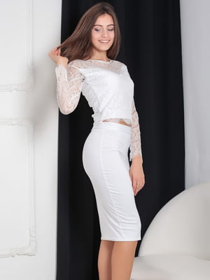 Комплект: блуза і спідниця | 5035857
