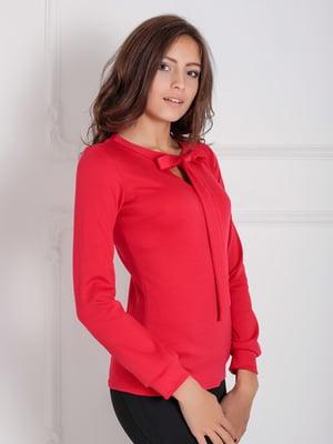 Блуза красная   5035972