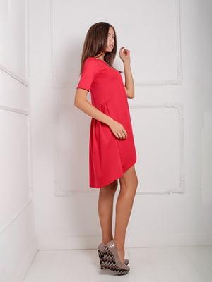 Платье красное | 5036025