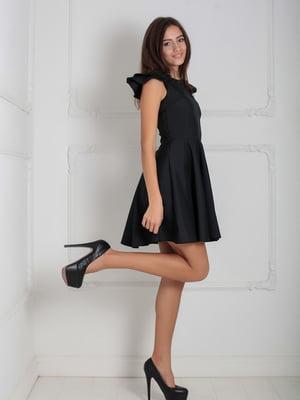 Платье черное | 5036056