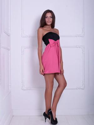 Платье розовое | 5036074