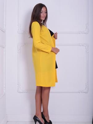 Кардиган желтый | 5036081