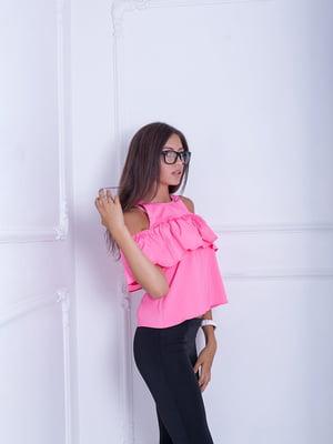 Блуза коралловая | 5036154