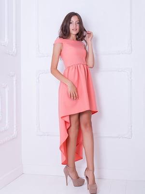 Платье коралловое | 5036261