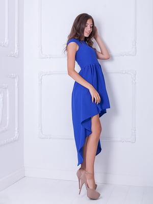 Платье цвета электрик | 5036264