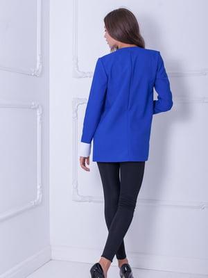 Жакет синий | 5036282
