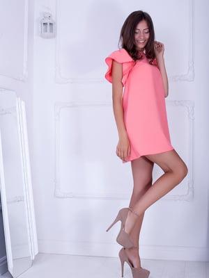 Платье коралловое | 5036288