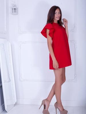 Платье красное | 5036290