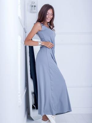 Платье серое | 5036299