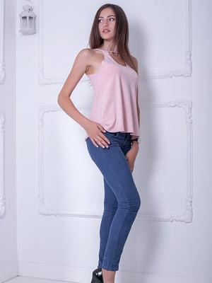 Блуза розовая | 5036313