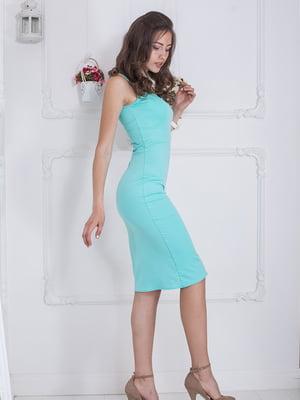 Сукня м'ятного кольору | 5036409