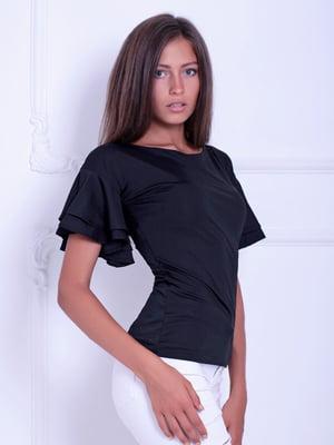 Блуза черная | 5036487