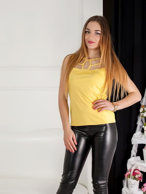 Топ желтый | 5036612