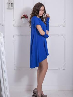 Платье синее | 5036699
