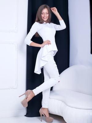 Блуза белая | 5036815