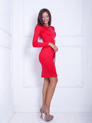Платье красное | 5037097