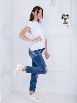 Блуза белая | 5037145