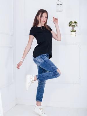 Блуза черная | 5037146