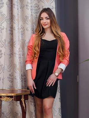 Жакет персикового цвета | 5037191