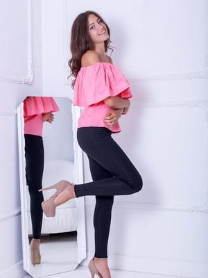 Блуза персикового цвета | 5037228