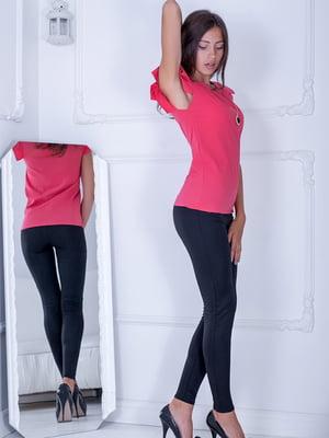 Блуза персикового цвета | 5037242