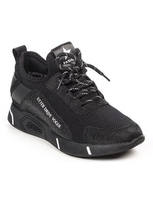 Кросівки чорні | 4915236