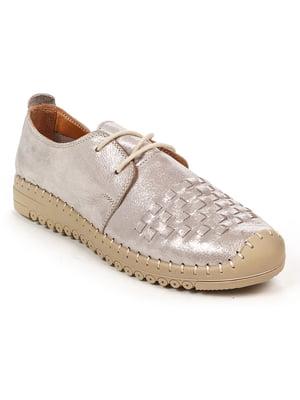 Туфлі сірі | 4965213
