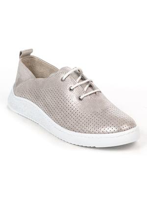 Туфлі сірі | 4965210