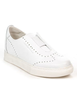 Слипоны белые   4965218