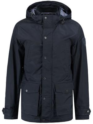 Куртка темно-синя | 5037496