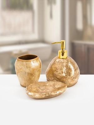 Набір аксесуарів для ванної кімнати (3 предмета) | 4975080