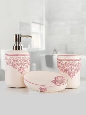 Набір аксесуарів для ванної кімнати (3 предмета) | 4975084