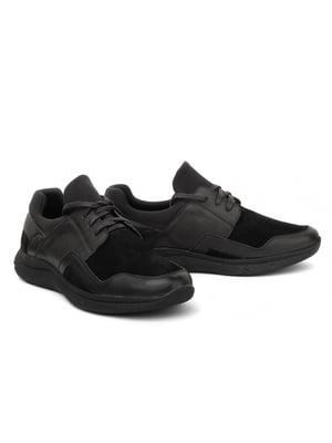 Кроссовки черные | 5037353