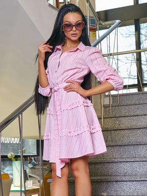 Платье в полоску | 5037666