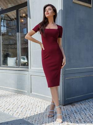 Сукня червона   4986389