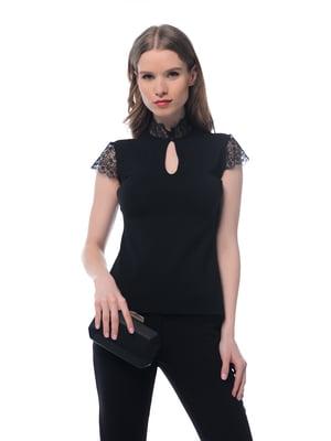 Блуза черная | 5033180