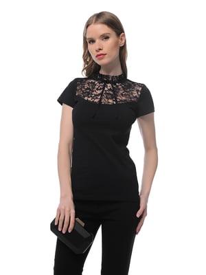 Блуза черная | 5033182