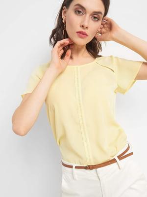 Блуза жовта   5039283