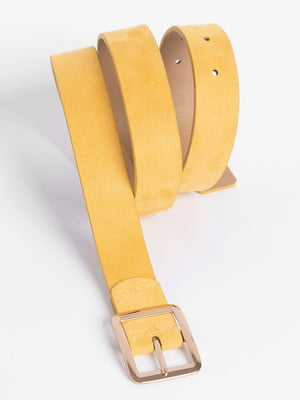 Ремінь жовтий | 5039384