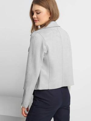 Куртка сіра   4870993