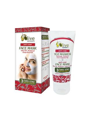 Маска для лица из глины антивозрастная | 4986440