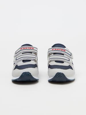 Кросівки комбінованого забарвлення | 5034548