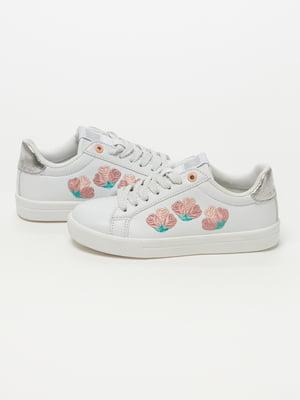 Кроссовки белые | 5034552