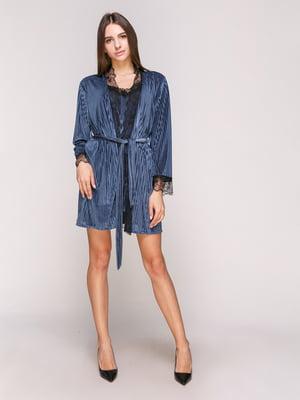 Пижама: ночная рубашка и накидка | 5029300