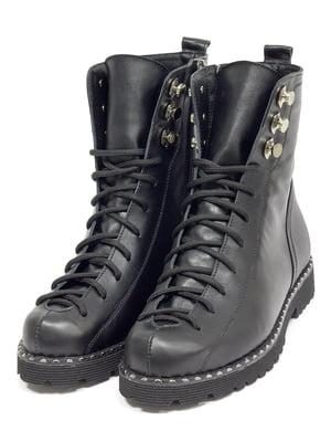 Ботинки черные | 5043958
