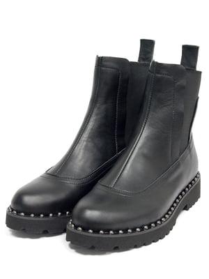 Ботинки черные | 5043960