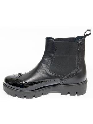 Ботинки черные | 5043961