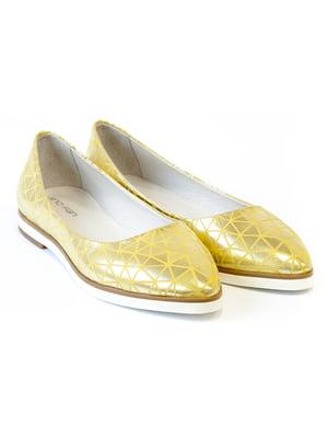 Туфлі жовті | 5044150